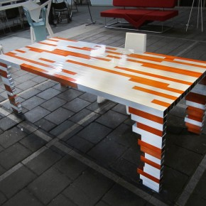 Zephyr table ... inspired by the mediterranean wind