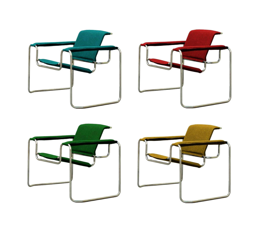 Dessau Chair George Hlavacs Colors